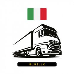 Motorrad Transport Mugello