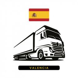 Motorrad Transport Valencia