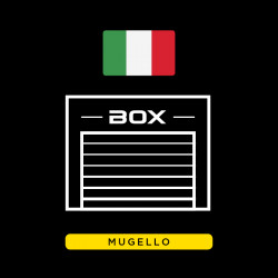Boxes rental Mugello