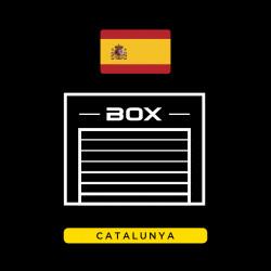 Boxes rental Catalunya