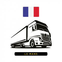 Motorradtransport Le Mans